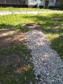 Ремонт ливневой канализации (ул. Попова, д. 13 корпус 5)