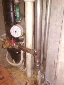 Замена участка стояка горячего водоснабжения в МКД ул. Попова, д. 16 корпус 1 (ООО